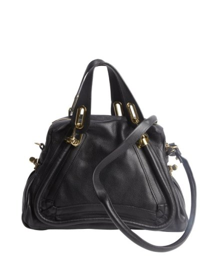 Chloe Partay Convertible Satchel Bag