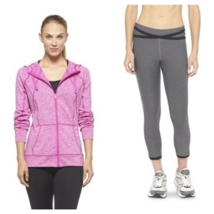 target workoutwear