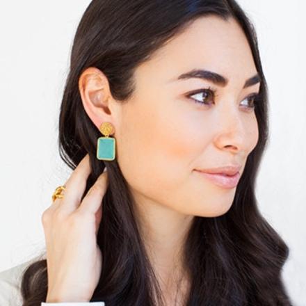 WW 1-7 Julie Vos earrings